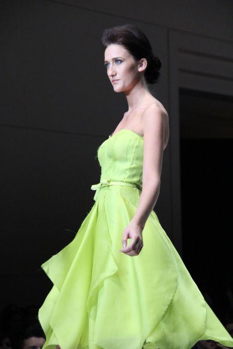 Fashion Houston - Lime Green