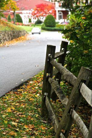 Fence, Car