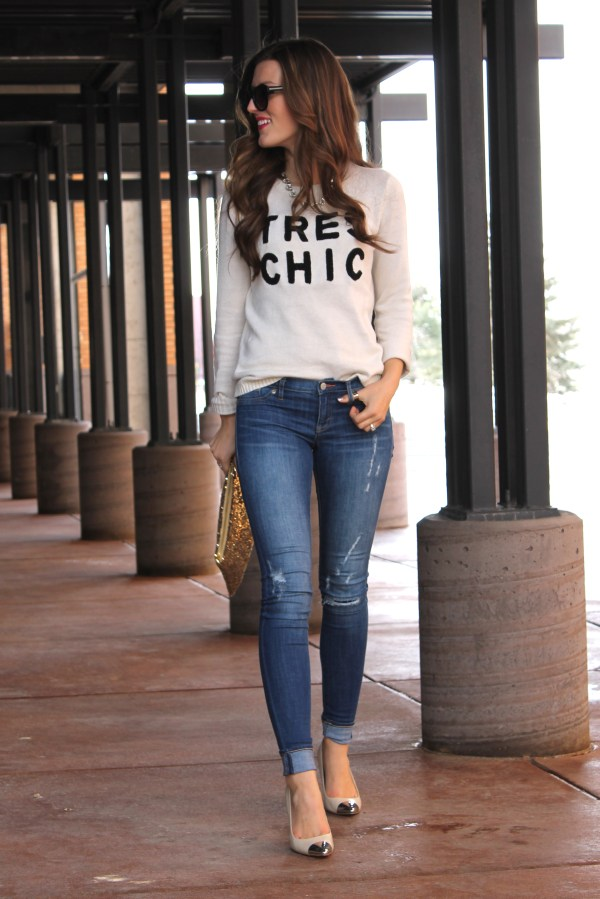 Tres Chic Casual | Chic Street Style | Bloglovin'