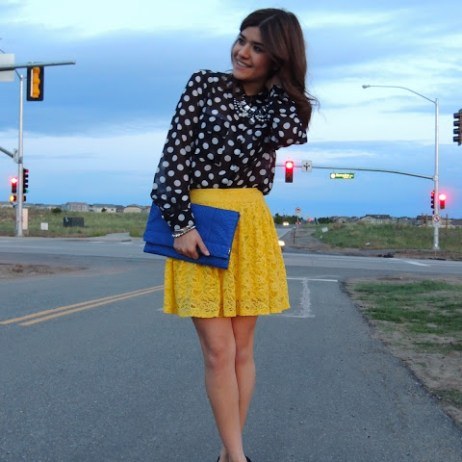 AND THE POLKA DOT OBSESSION CONTINUES……