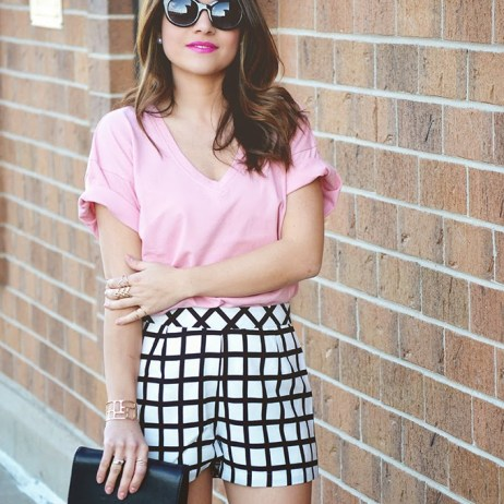 SPRING PINK-CHIC STYLE LINK UP
