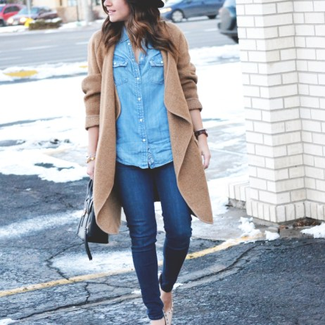 WINTER BLUES – CHIC STYLE LINK-UP