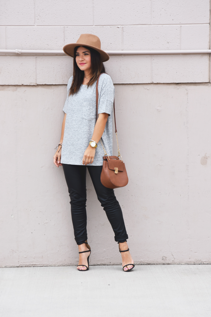 Lou and Grey oversized top