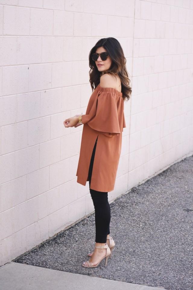 Colombian fashion blogger
