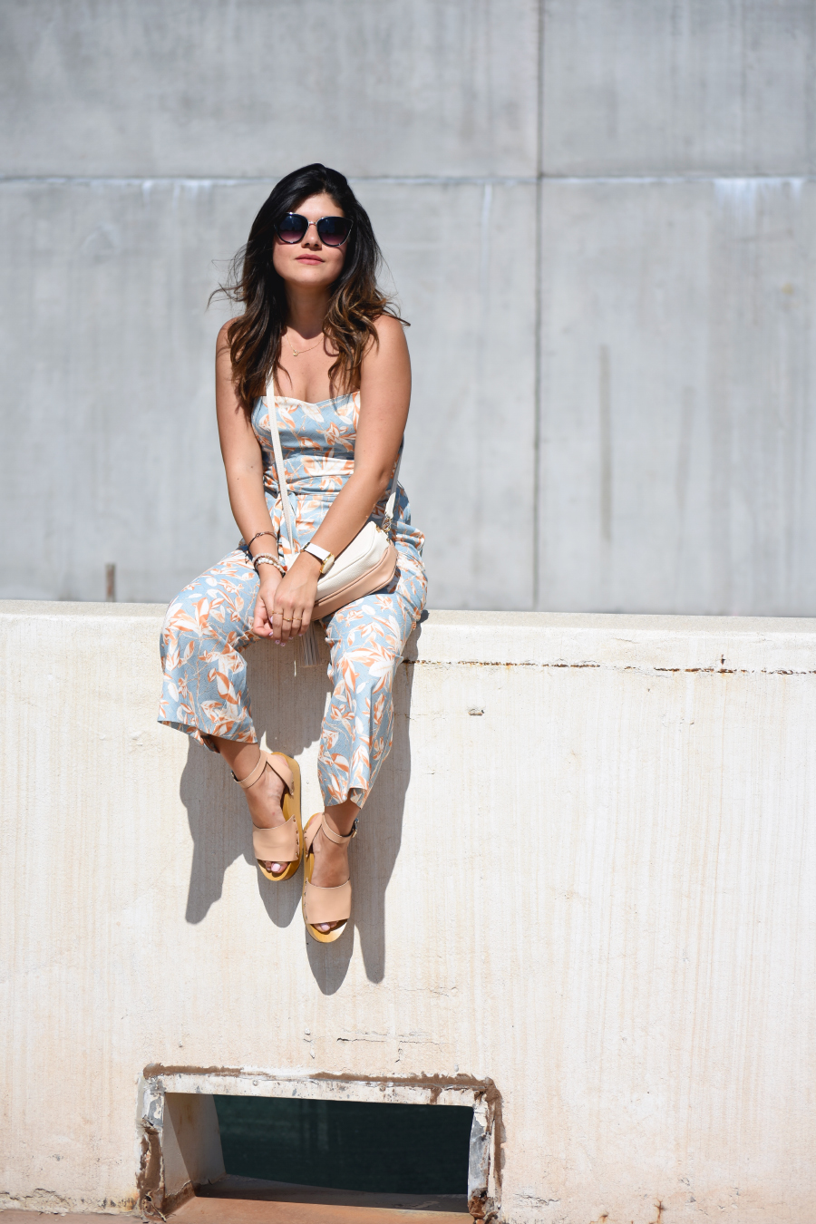 Summer fashion- jumpsuit