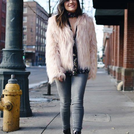 THE FURRY COAT YOU NEED TO BE WEARING THIS WINTER
