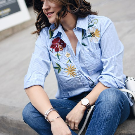 STATEMENT TOPS FOR SPRING AND SUMMER
