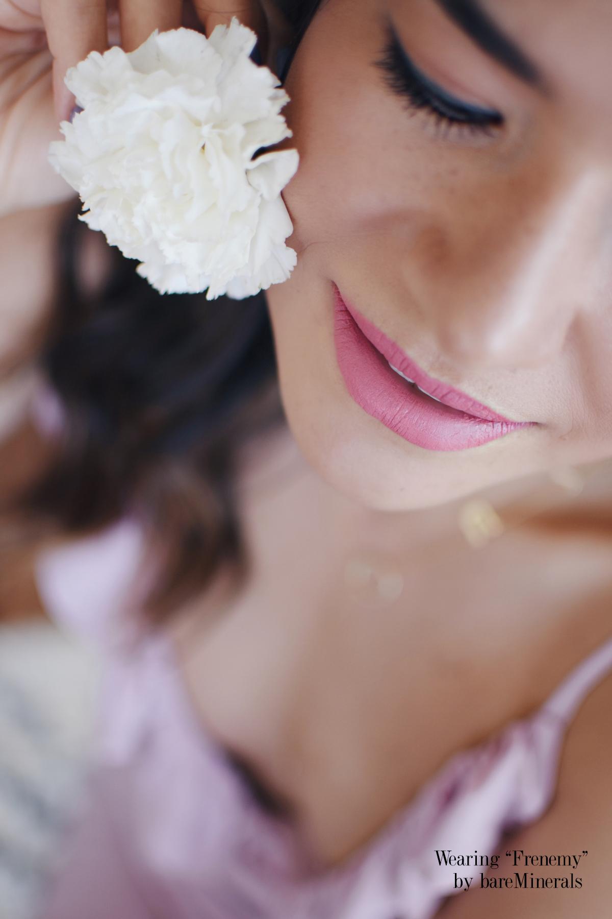 Bareminerals frenemy lipstick matte
