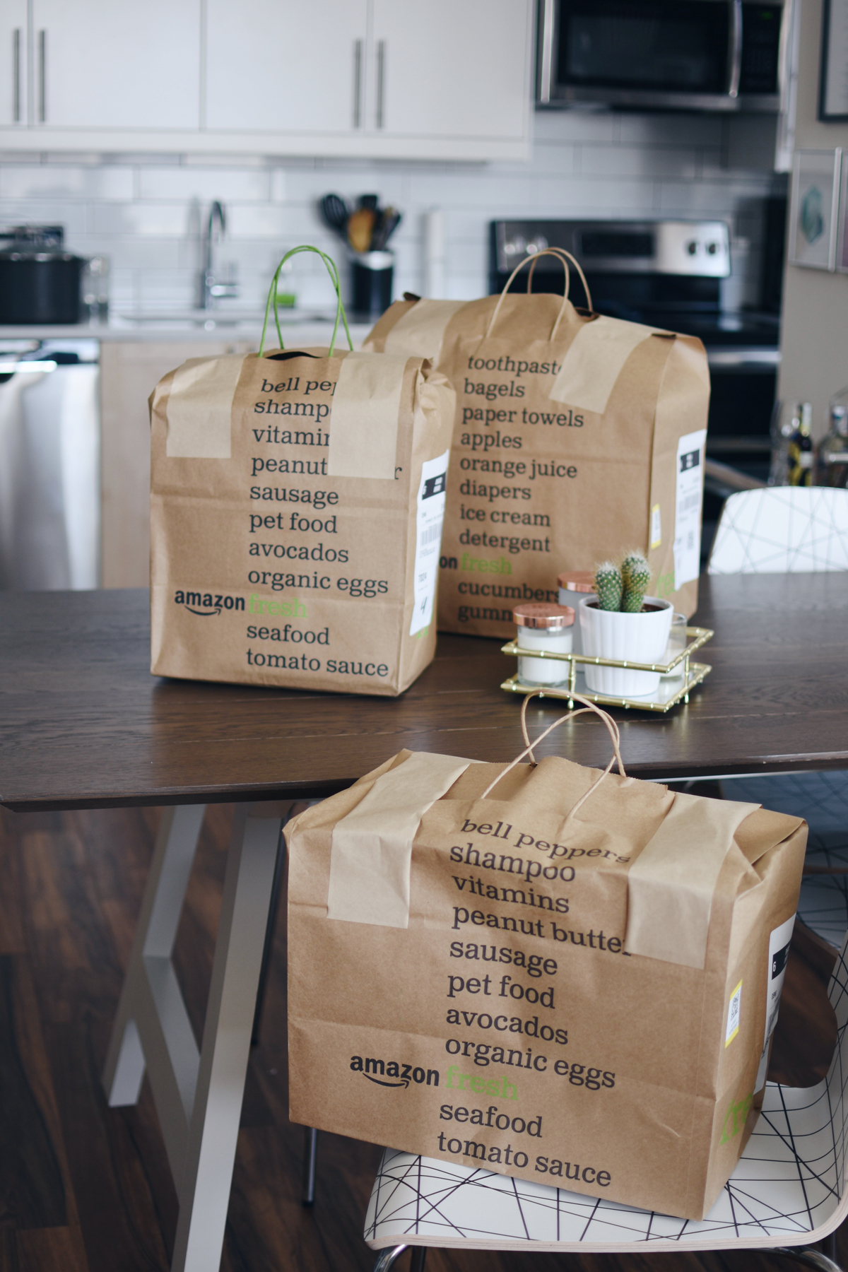 AmazonFresh Launched in Denver