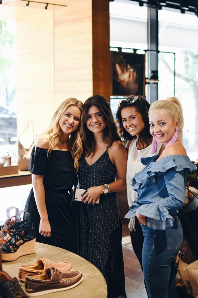 Frye Summer Styling Event in Denver with Carolina Hellal of Chic Talk