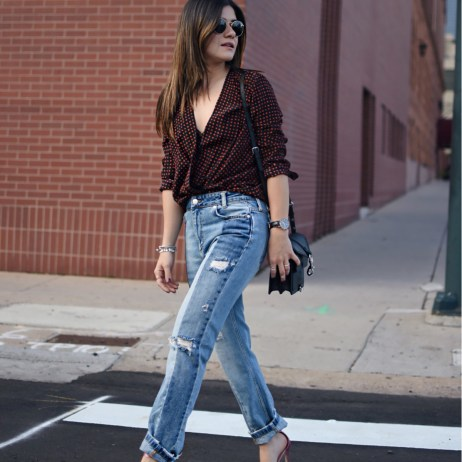 HOW TO TAKE YOUR DENIM LOOKS TO THE NEXT LEVEL