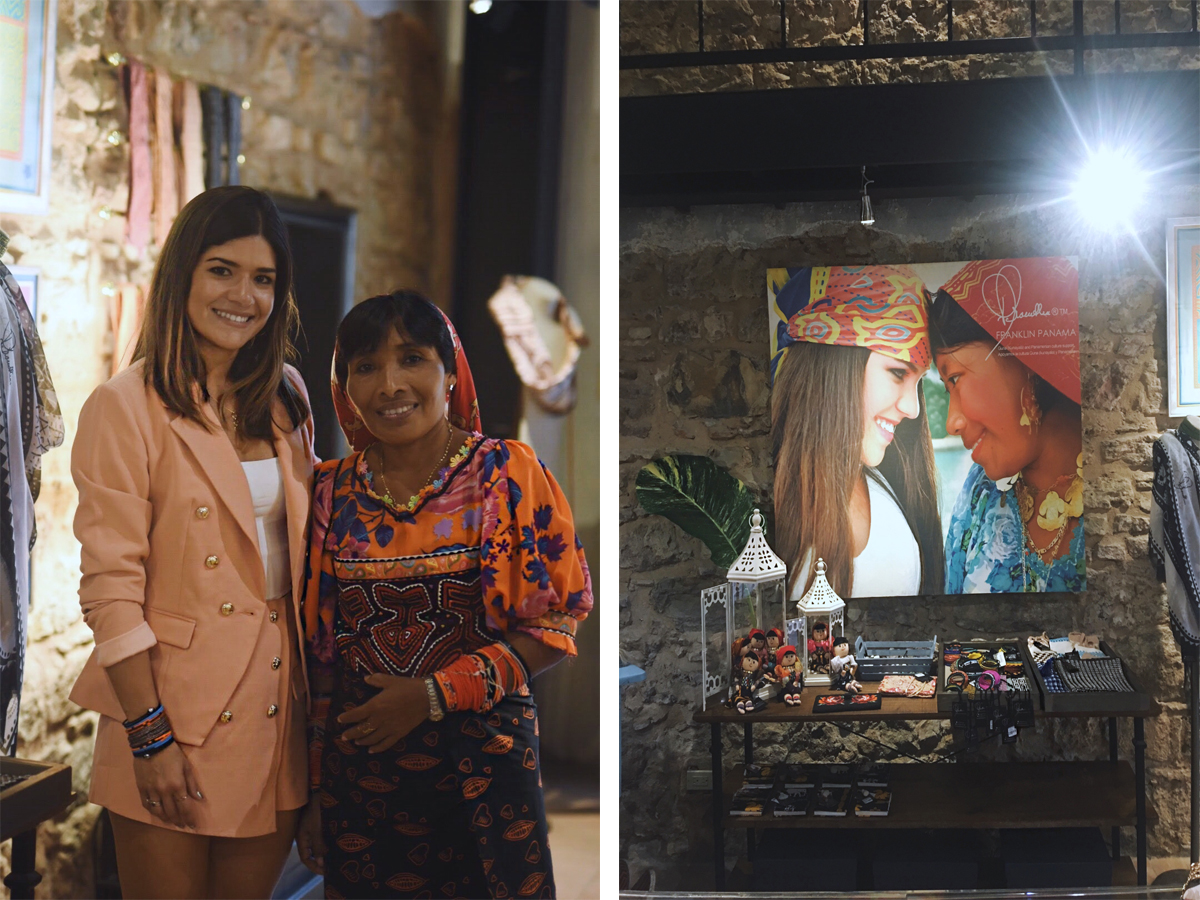Panama Fashion Week 2017-Carolina Hellal of Chic Talk