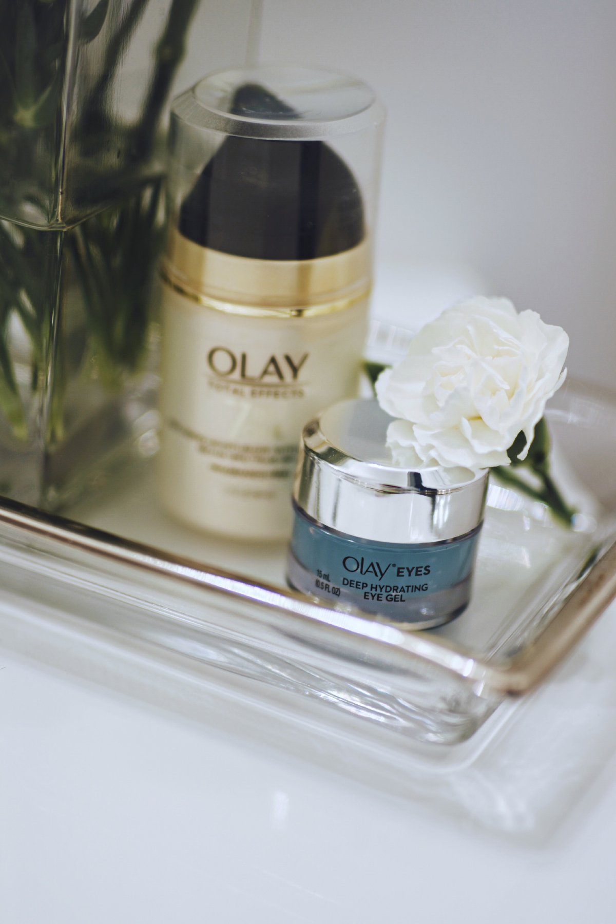Carolina Hellal takes the OLAY 28-Day challange