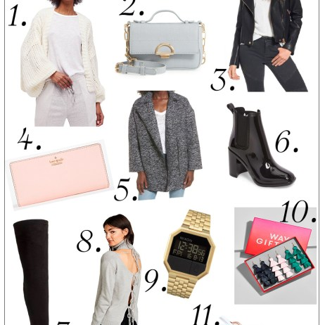 HOLIDAY GUIDE 2017: GIFTS FOR HER UNDER $100