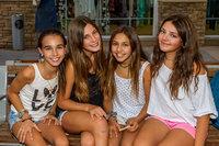 Foto 20 Gabriela Gurruca, Josefa Lavín, Francisca Pereira y Antonia Crawley
