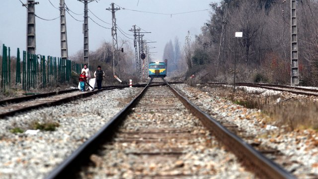 Tren en Lampa