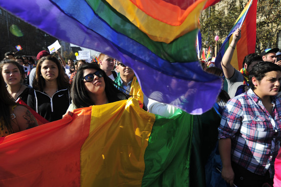 Marcha contra la Homofobia, Lesbofobia y Transfobia