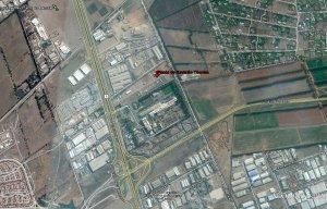 Ubicación planta en Google Earth
