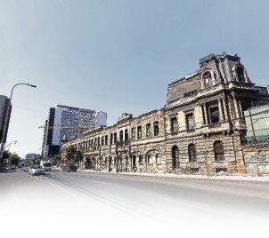 Las instalaciones de la ex Cervecería Ebner acogerán un Museo de la Cerveza y un centro comercial.