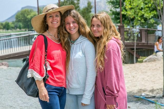 09-Foto 14 Carolina Pardo, Gabriela Taffe y Ester Taffe