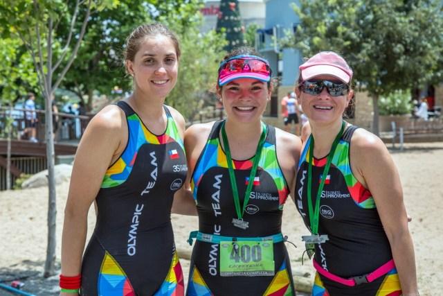 19-Foto 5 Carla Schoo, Rosario Arenas y Daniela Prado