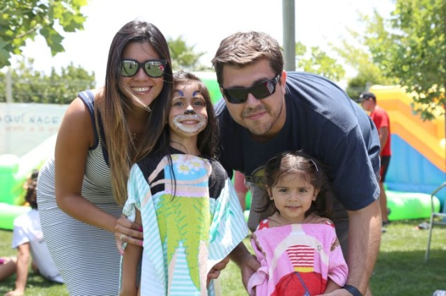 7. Marcela Plaza, Rafaela Rojas, Francisco Rojas, Josefina Rojas (Small)