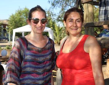 8. Sandra Plett, Daniela Fabregat