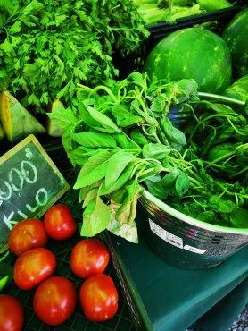 7. Frutas y Verduras