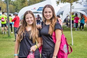 Foto 6 Valentina Larraín y Catalina Carvajal de Colegio Los Alerces
