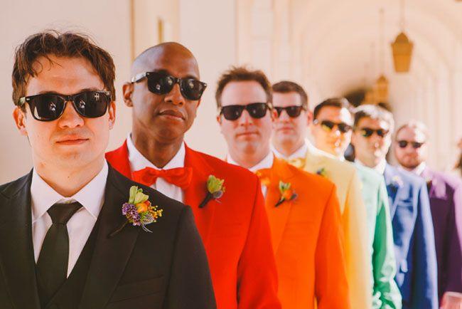 Image result for coloured groomsmen