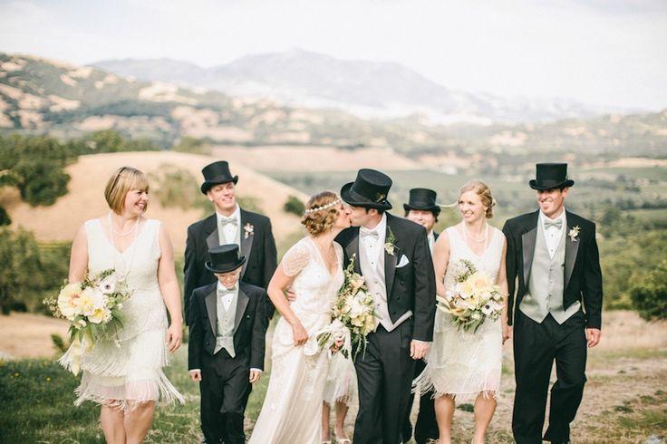 Image result for art deco groomsmen