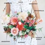 Dahlia Wedding Bouquet 60 Off Sintoemcasa Com Br