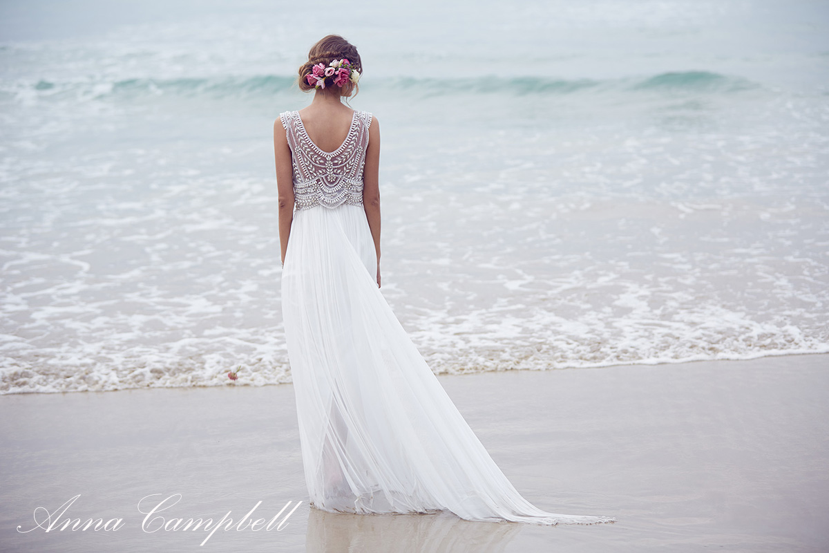 A Collection Of Exquisitely Embellished Bridal