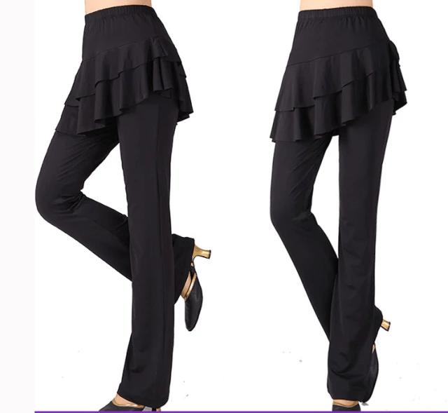 Latina Dance Skirt Pants