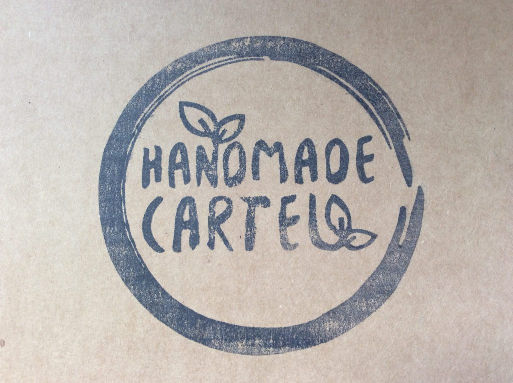 Handmade Cartel Deluxe Subscription Box – May 2015
