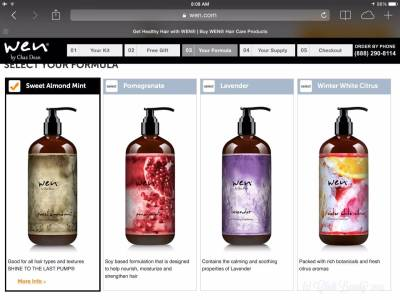 WEN by Chaz Dean Products