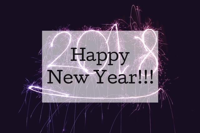 Happy New Year 2018 Old Year's Night • chidibeauty.com
