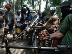 Militants strips women naked and film them in Akwa Ibom