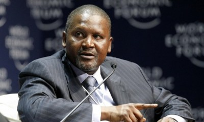 Dangote debunks story on proposed 10-year tax holiday