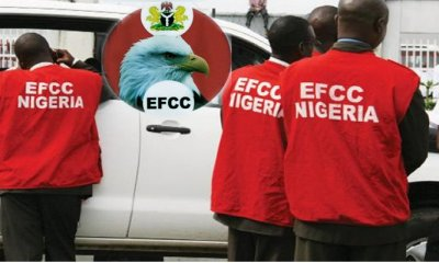 EFCC Arrests Dubai-Bound Nigerian With 849 ATM Cards