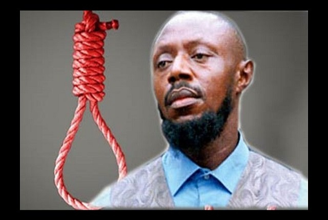 Rev King may escape death by hanging