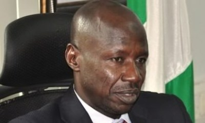 Magu failed to account for interest on N550bn recovered loot – says Panel