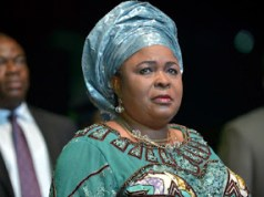 Tell Magu, EFCC to leave me alone, Patience Jonathan dares Buhari