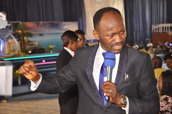 """Apostle Suleman speaks on the Manchester Attack ''Terrorists are losers..."""""""