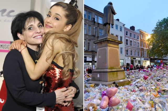 """Ariana Grande's mum Joan pays tribute to Manchester terror victims: """"I stand with you all in the face of evil"""""""