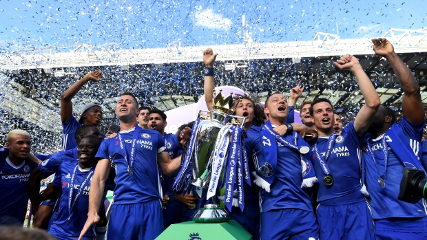 Chelsea Cancel Sunday's Premier League Title Parade Following Manchester Arena Attack