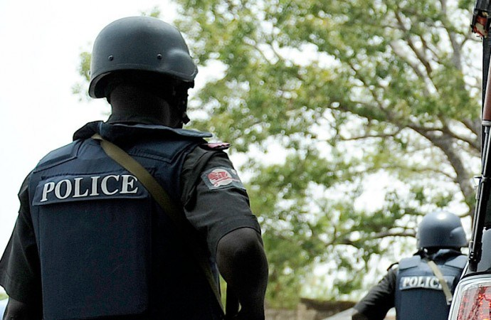 Police arrests Father and children for lynching passerby