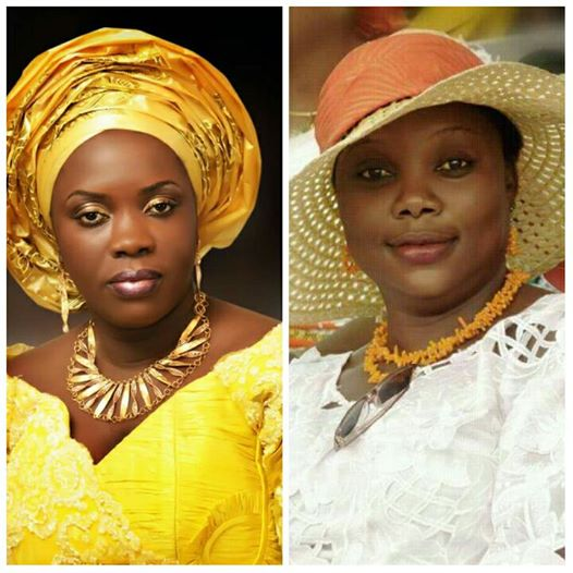 Bayelsa First Lady and Helen Bob