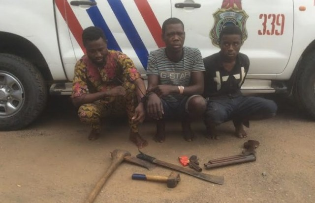 How I Shot Policeman, Killed 2 Cultists, Suspect Confesses