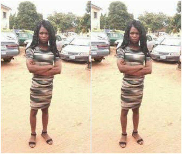 I've slept with 1,000 men, says Female-Male prostitute